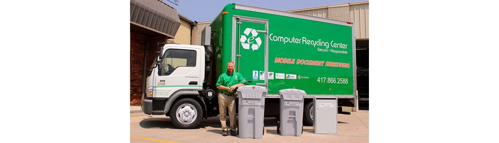 Electronics Recycling Events — MRC Electronics Recycling